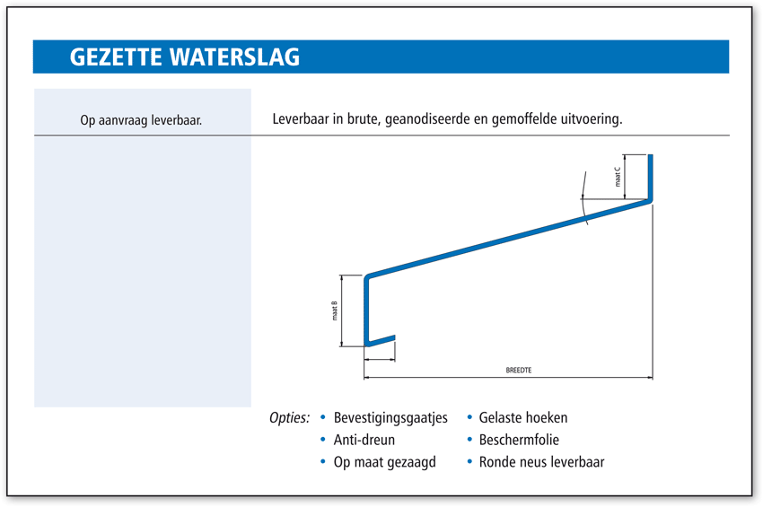 Gezette Waterslag